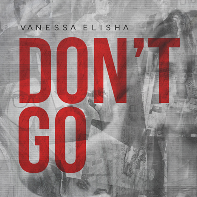Vanessa Elisha - Don't Go (EP)