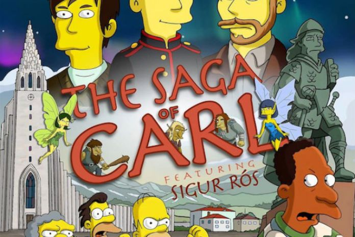 Watch Sigur Rós & Björk on 'The Simpsons'