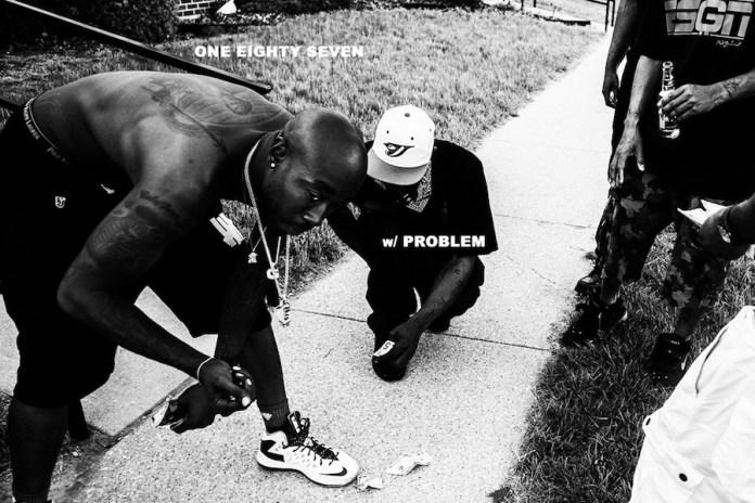 HYPETRAK Premiere: Freddie Gibbs featuring Problem - One Eighty Seven