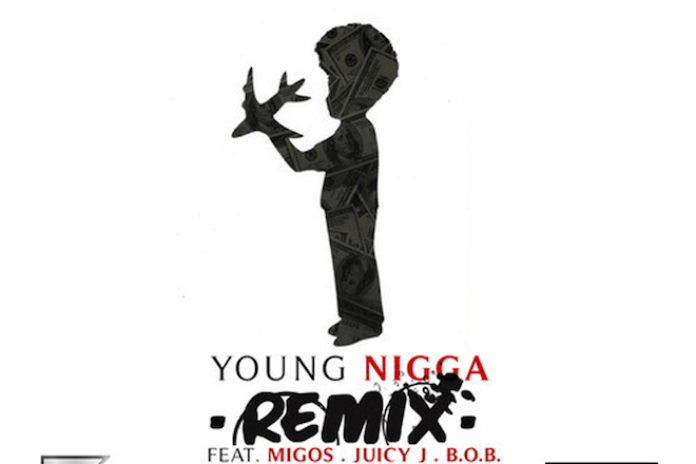 Que featuring Migos, Juicy J & B.o.B - Young N*gga (Remix)