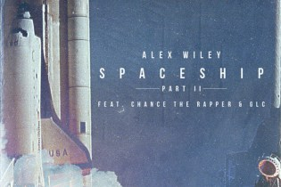 Alex Wiley featuring Chance The Rapper & GLC – Spaceship II