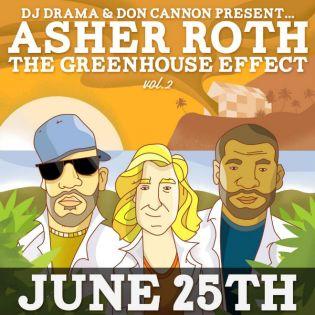Asher Roth - Pop Radio x Pearly Gates