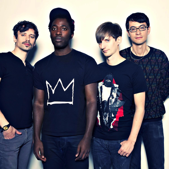 """Bloc Party Announces New EP and Releases Video for """"Ratchet"""""""