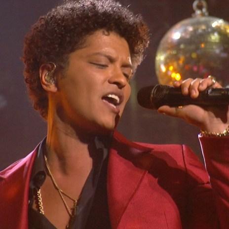 Bruno Mars - Treasure