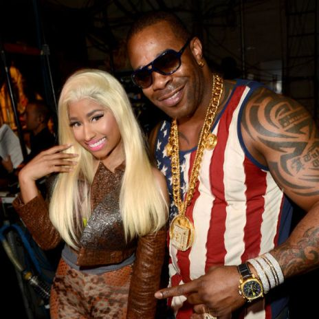 Busta Rhymes featuring Nicki Minaj – Twerk It (Remix)