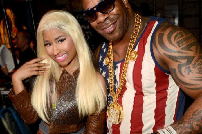 Busta Rhymes featuring Nicki Minaj – Twerk It (Remix)