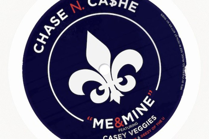 Chase N. Cashe featuring Casey Veggies – Me & Mine