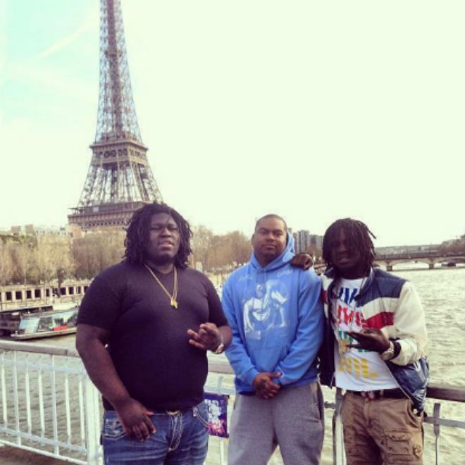 Chief Keef Confirms Appearance on 'Yeezus'