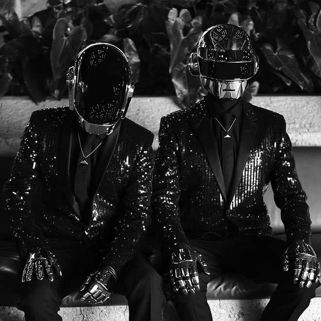 """Daft Punk's """"Get Lucky"""" Remix Over 10 Minutes Long, Releasing July 16"""