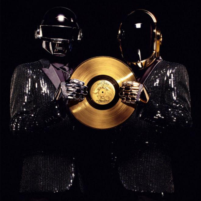 "Daft Punk Revealed as Composers of Kanye West's ""Black Skinhead"""