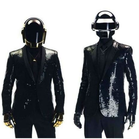 Daft Punk Sighting In New York