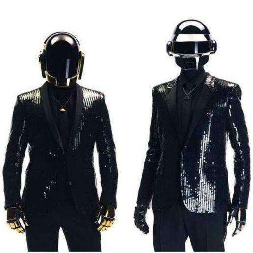 Daft Punk Sighting In New York