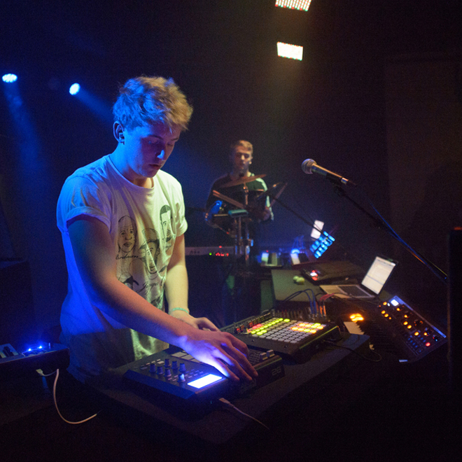 "Disclosure Performs ""You & Me"" with Eliza Doolittle on BBC Radio 1"