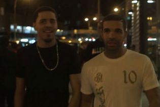 Drake and J. Cole Buy Copies of 'Born Sinner'