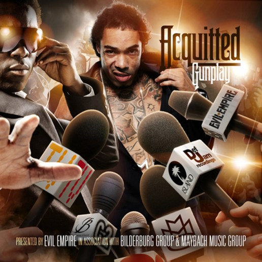 Gunplay - Acquitted (Mixtape)