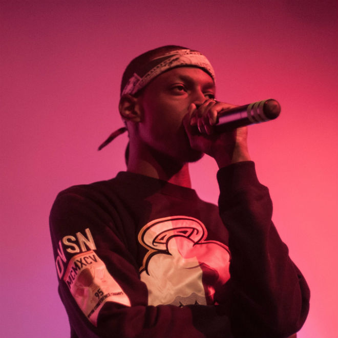 Issa Gold (of The Underachievers) – Rise Of AU