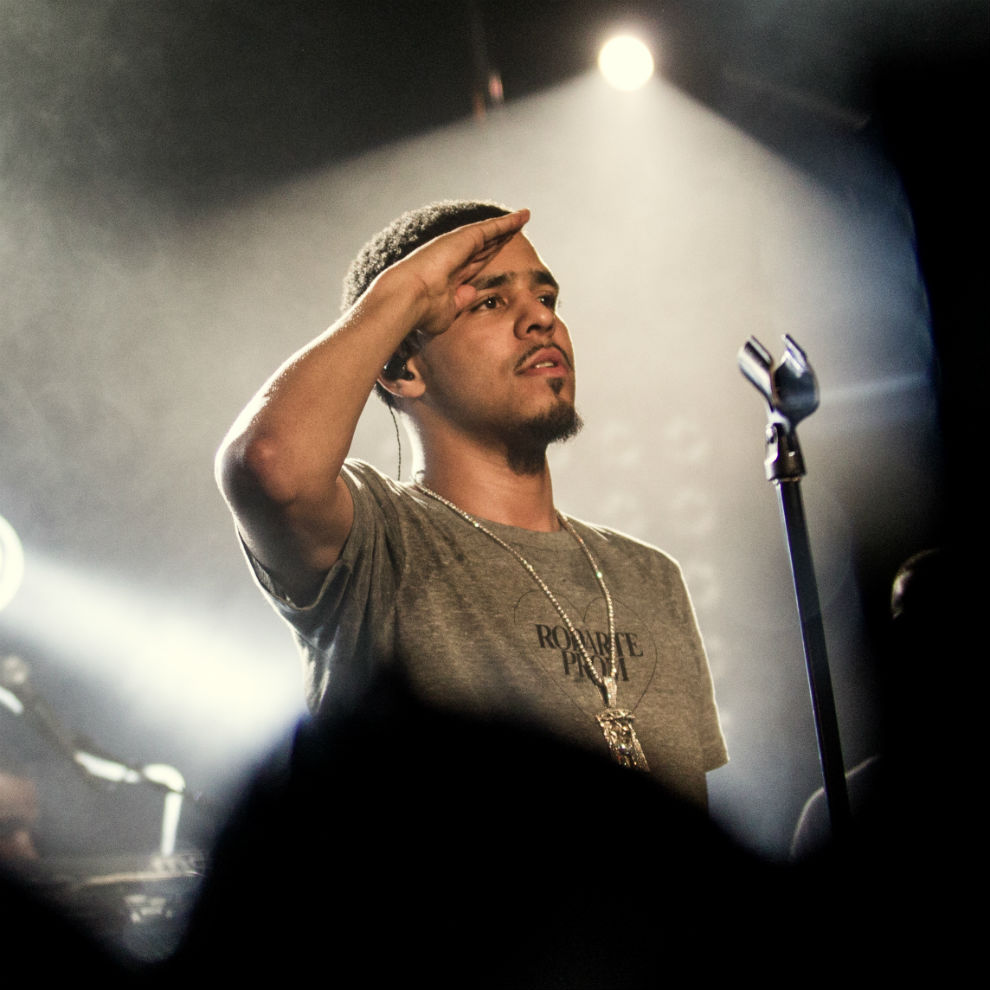 J. Cole featuring Nas – Let Nas Down (Remix)
