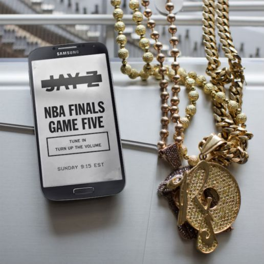Jay-Z to Debut New Music During Game 5 of the NBA Finals?