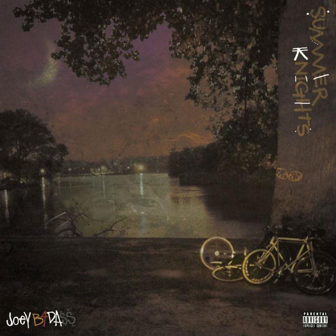 Joey Bada$$ featuring Kirk Knight - Amethyst Rockstar (Produced by MF DOOM)