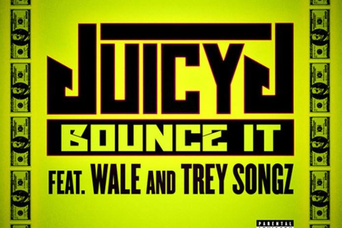 Juicy J featuring Wale & Trey Songz – Bounce It