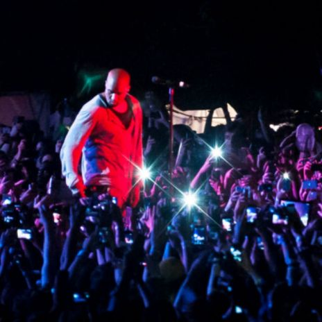 Kanye West Announces More 'Yeezus' Projections for this Weekend