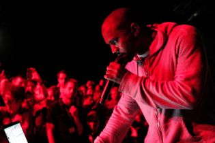 Kanye West Fights for a Better World