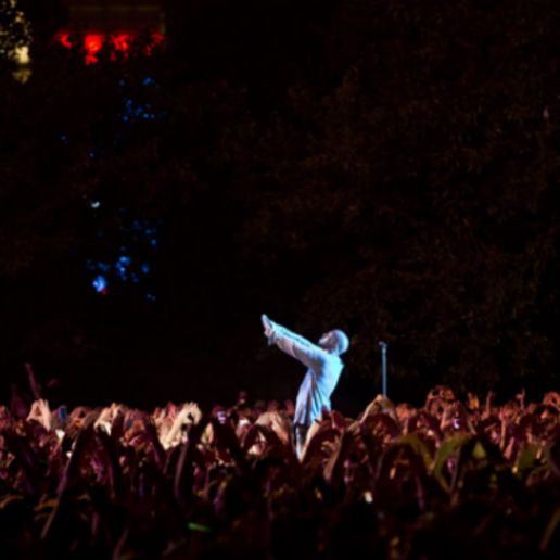 UPDATE: Kanye West Performs New Music at Governors Ball