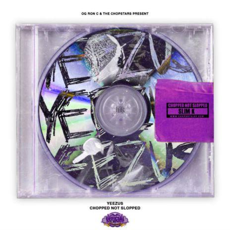 Kanye West - Yeezus (Chopped & Screwed by Slim K)