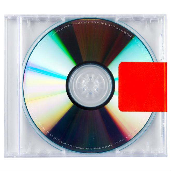 Kanye West - Yeezus (Full Album Credits)