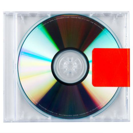 Kanye West's 'Yeezus' Tops Charts, But Not By Much
