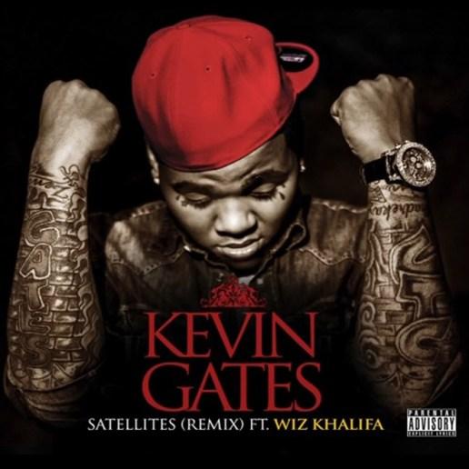 Kevin Gates featuring Wiz Khalifa - Satellites (Remix)