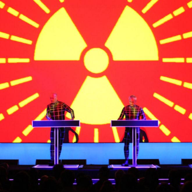 Kraftwerk Announce New Album