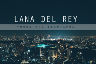HYPETRAK Premiere: Lana Del Rey - Young And Beautiful (Carlos Serrano Remix)