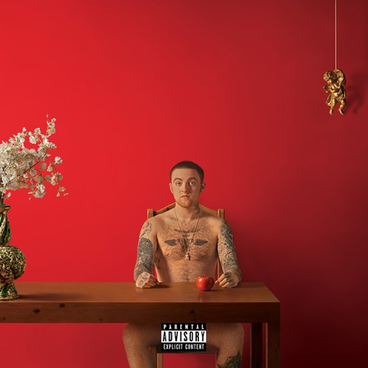 """Mac Miller - """"Gees"""" w/ ScHoolboy Q x """"Red Dot Music"""" w/ Action Bronson"""