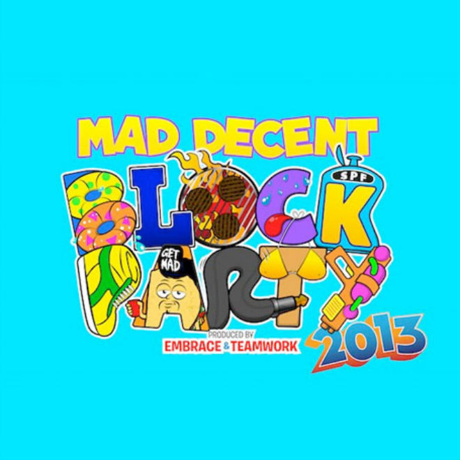 Mad Decent Block Party 2013 Adds Performers to Lineups