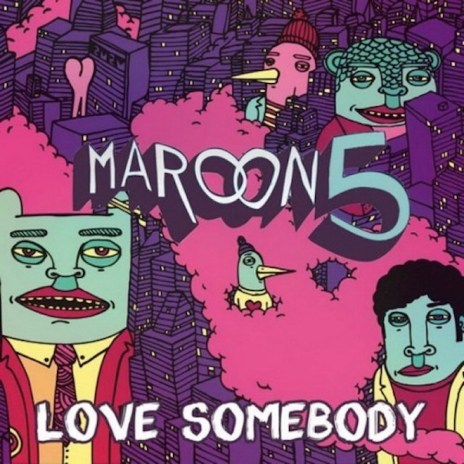 Maroon 5 - Love Somebody (Panic City Remix)