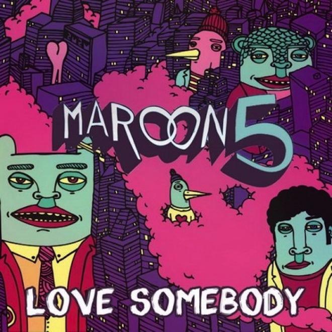 Maroon 5 - Love Somebody (Panic City Remix)