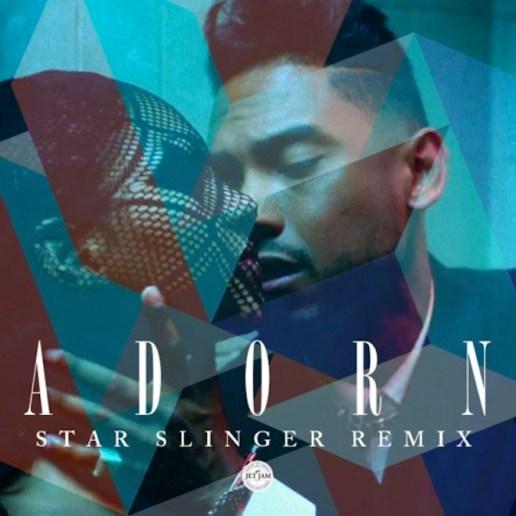 Miguel - Adorn (Star Slinger Remix)