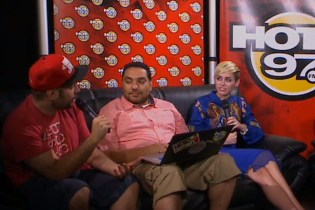 Miley Cyrus Discusses Twerking and More with HOT 97's Morning Show