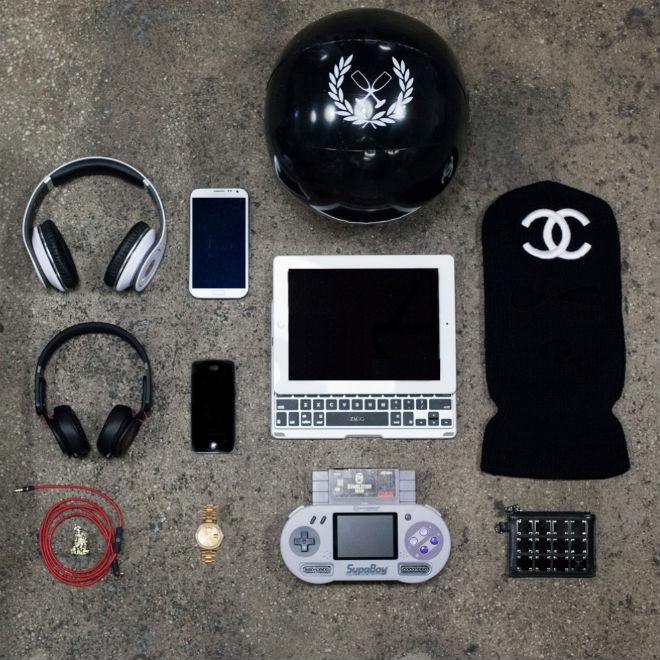 Music Essentials: Vinny Cha$e