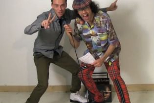 Nardwuar Talks Crabs, Crooners and Killahs with Logic