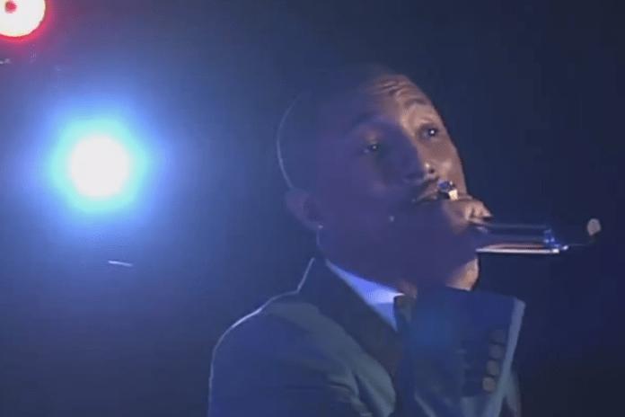 Pharrell - Happy (Live on Kimmel)