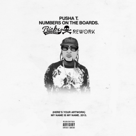 Pusha T - Numbers on the Boards (Ricky Vaughn Rework)