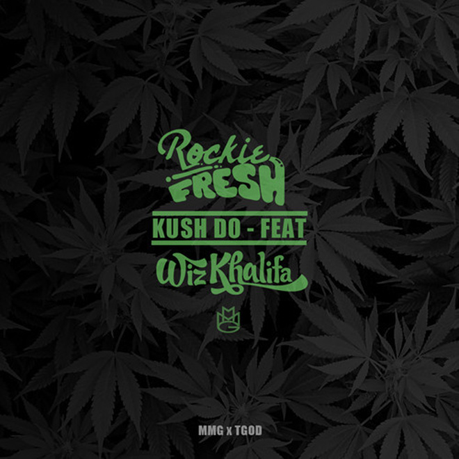 Rockie Fresh featuring Wiz Khalifa - Kush Do (Remix)