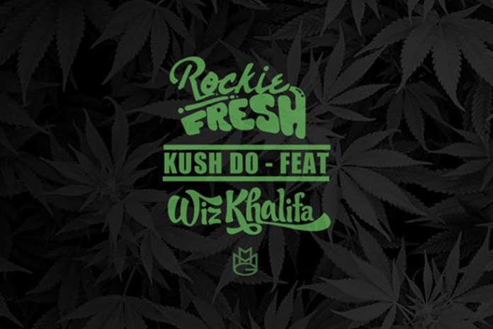 Rockie Fresh featuring Wiz Khalifa - Kush Do (Remix)