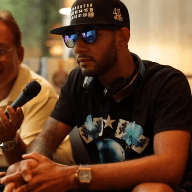 Swizz Beatz Speaks on Jay-Z's 'Magna Carta Holy Grail'