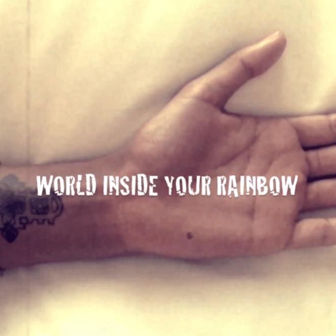 The Bullitts – World Inside Your Rainbow