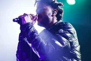 The Weeknd Debuts New Song in Toronto