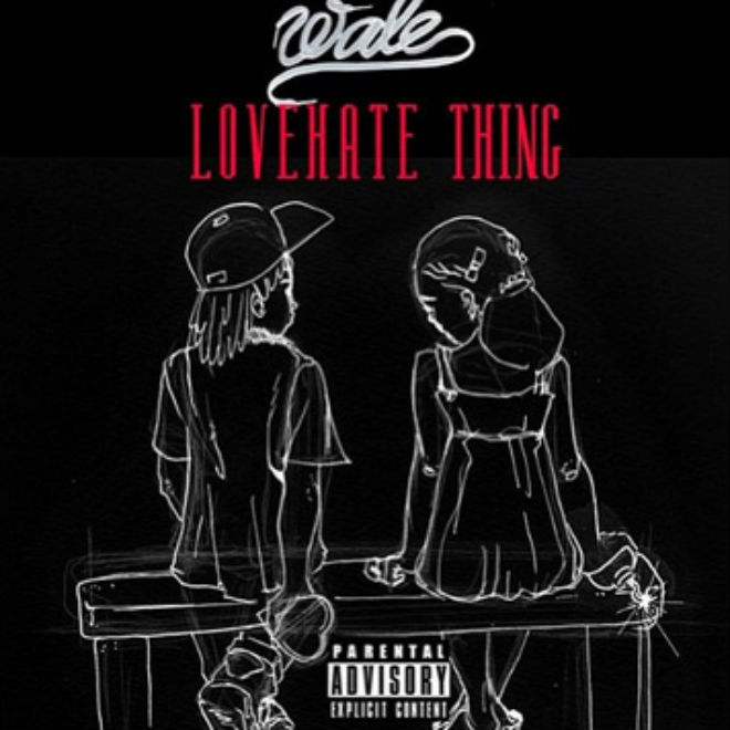 """Wale - """"Love Hate Thing"""" featuring Sam Dew & """"Street Corner"""" (Freestyle)"""