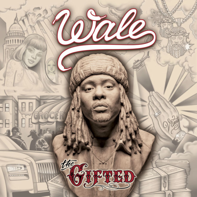Wale - The Gifted (Tracklist)